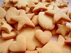 3時のおやつに手作りクッキー!型抜きクッキーの簡単レシピ7選のサムネイル画像