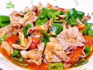 ピーマン嫌いをなくす、豚肉とピーマンを使った絶品レシピ5選のサムネイル画像