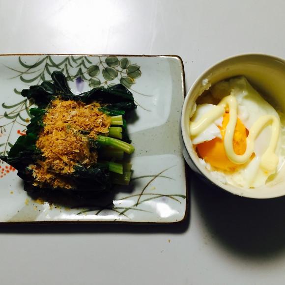 簡単美味しい♪卵とほうれん草を使った栄養満点なおかずレシピ集のサムネイル画像