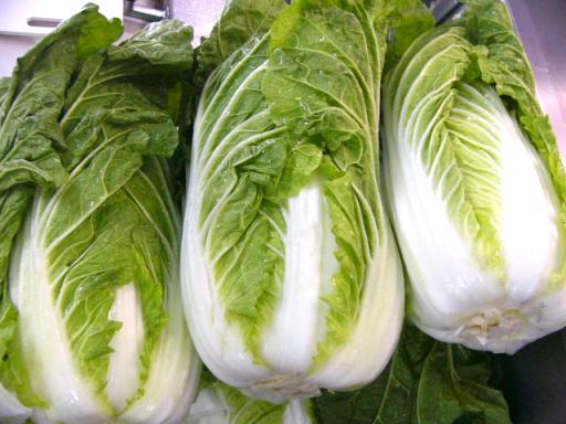 寒~い冬!旬の野菜「白菜」を使ったレシピでたくさん食べよう!のサムネイル画像