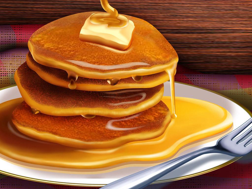 素敵な朝ごはんで1日を始めよう!ホットケーキのおいしい焼き方!のサムネイル画像