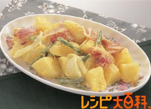 常備野菜の代表です☆じゃがいもを使った美味しくて大人気のレシピ集のサムネイル画像