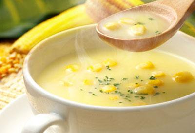 コーンの甘味が美味しい!コーンスープのおすすめレシピと作り方♪のサムネイル画像