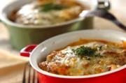 あつあつを食べて温まろう!寒い季節にぴったりグラタンの人気レシピのサムネイル画像