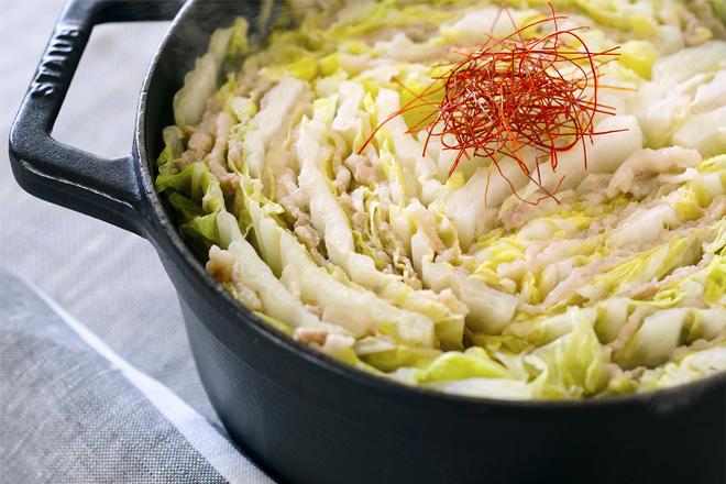 体温まる♪鍋の定番ミルフィーユ鍋の美味しいレシピをご紹介!のサムネイル画像