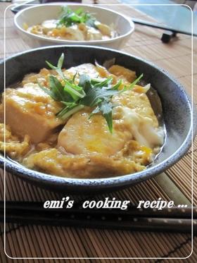 卵と豆腐のコンビで作るボリューム満点!簡単おすすめレシピ5選のサムネイル画像