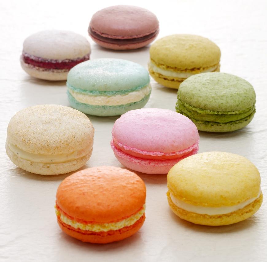 パリの小さなお菓子