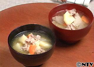 あなたは知っていた?けんちん汁と豚汁の違い・アレンジレシピのサムネイル画像