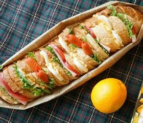 サンドイッチの人気レシピ5選!今日のランチはこれで決まり♪のサムネイル画像