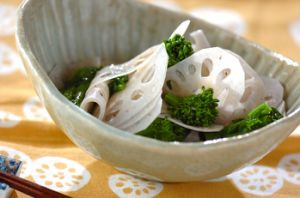 煮物やきんぴらだけじゃない!レンコンの絶品サラダをご紹介しますの画像