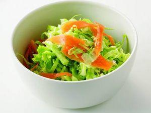 キャベツたっぷり!コールスローサラダの簡単レシピをご紹介しますの画像